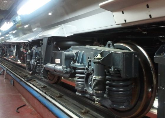 Rolling Stock 6