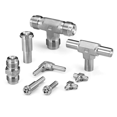 ZCR Face Seal Fittings