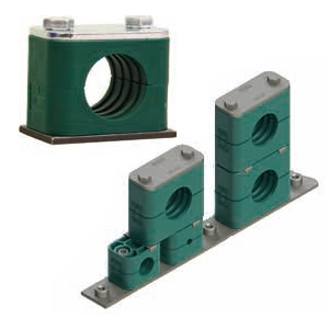 Hy-Lok Tube and Hose Clamps