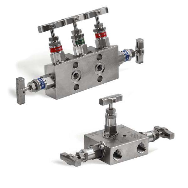 M Series - Instrument Manifolds (Manifolds Valves)