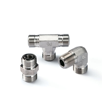 ZCO O-ring Face Seal Fitting