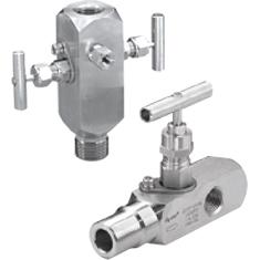 M Series - Instrument Manifolds (Gauge / Root Valves)